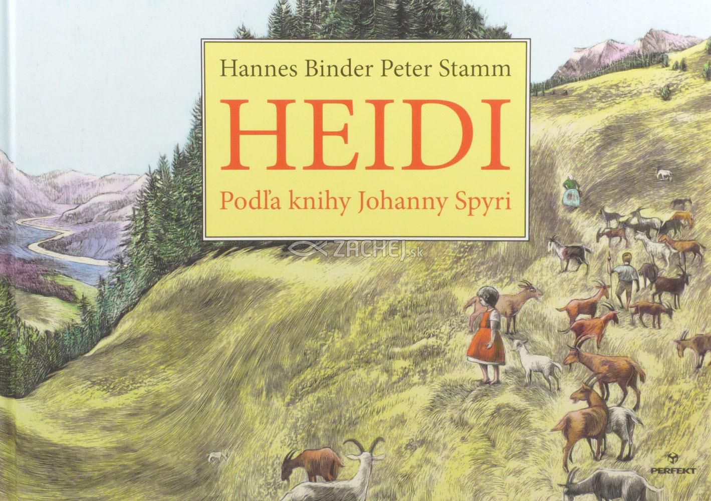 Heidi - Podľa knihy Johanny Spyri