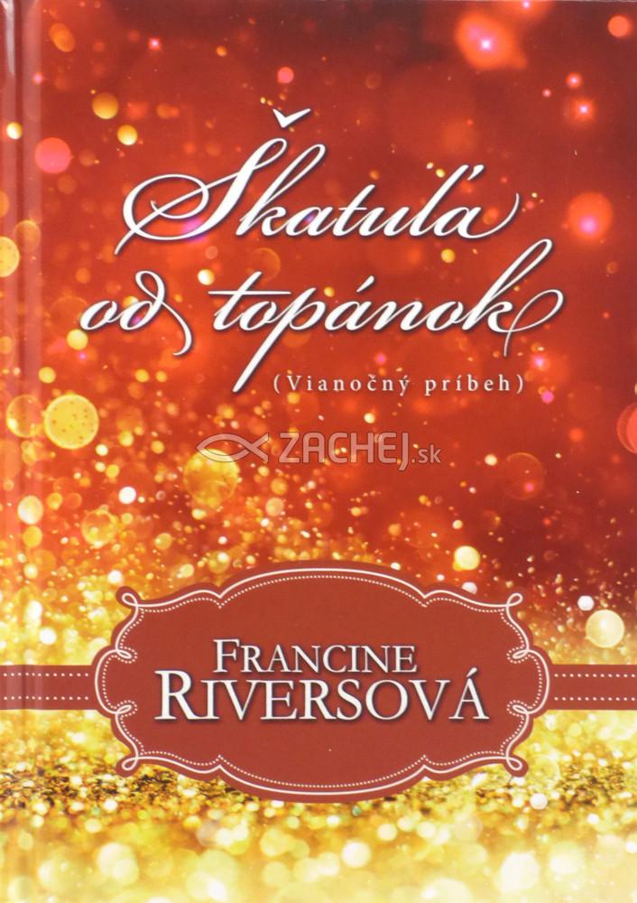 14fe7ea6f6db Zachej.sk • kniha  Škatuľa od topánok (Francine Riversová) • skladom