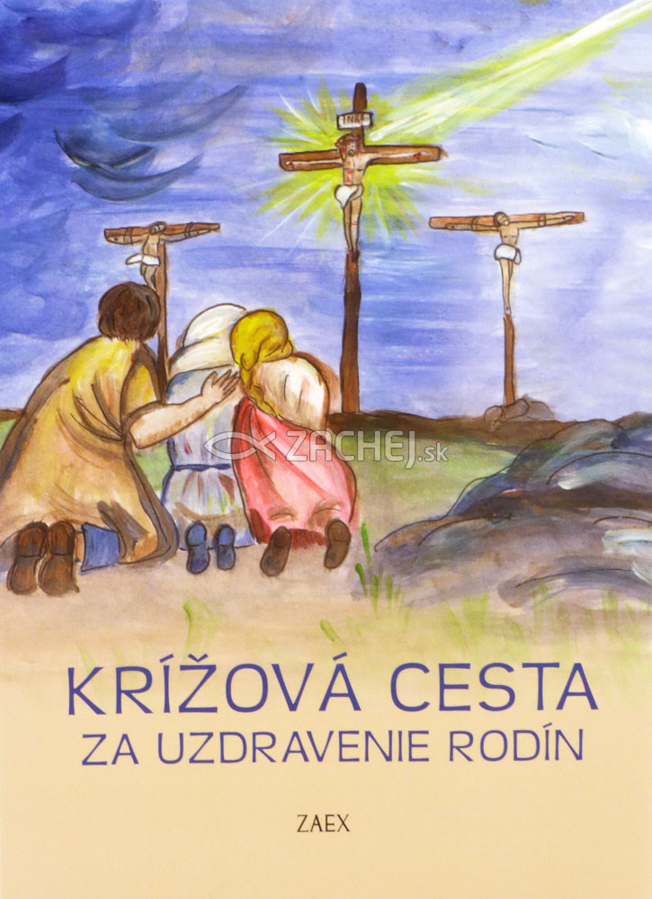 Krížová cesta za uzdravenie rodín