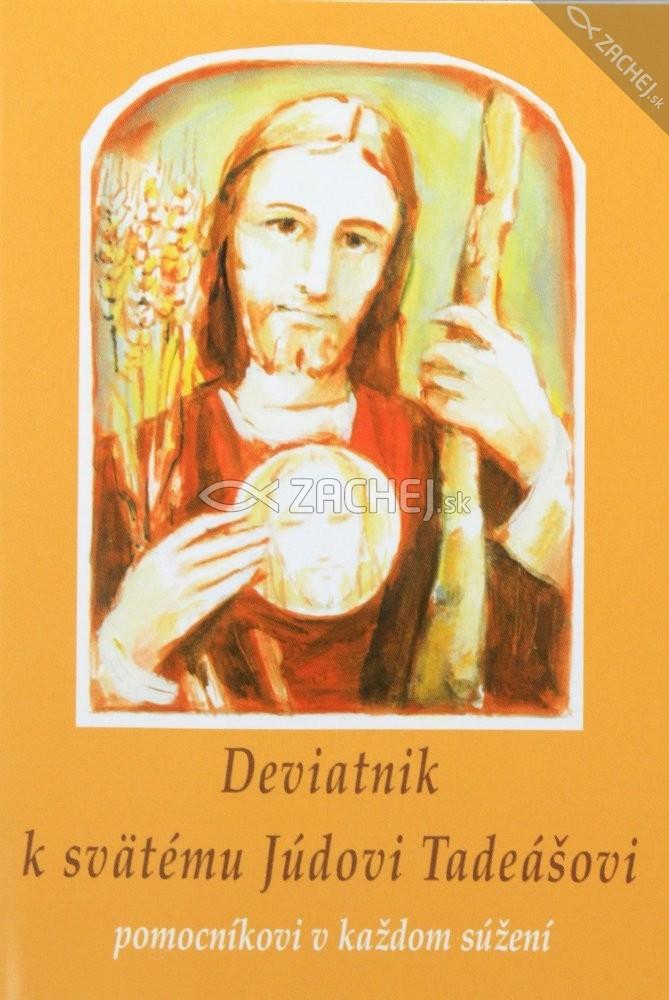 Deviatnik k svätému Júdovi Tadeášovi - pomocníkovi v každom súžení