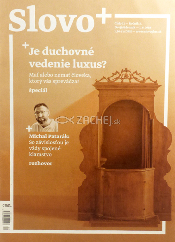 Časopis: Slovo+ 11/2018 - Kresťanské noviny, dvojtýždenník