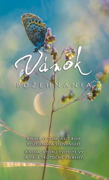 Vánok požehnania - Kniha o tom, ako Boh požehnáva Slovensko