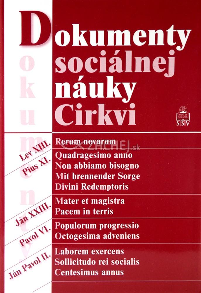 Dokumenty sociálnej náuky Cirkvi