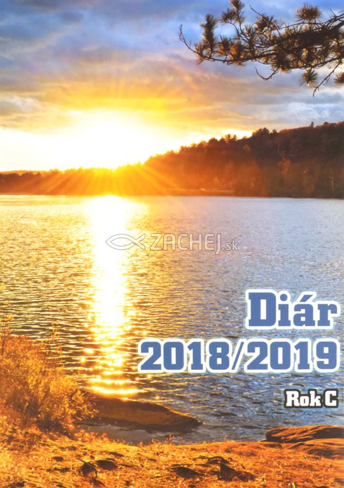 Diár: katolícky, cirkevný rok C - 2018/2019