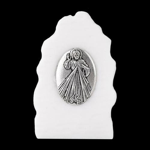 Oltárik: Božie milosrdenstvo, alabaster (827)