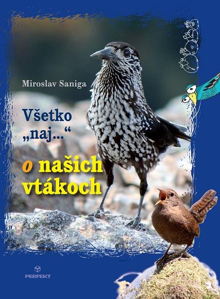 E-kniha: Všetko naj o našich vtákoch
