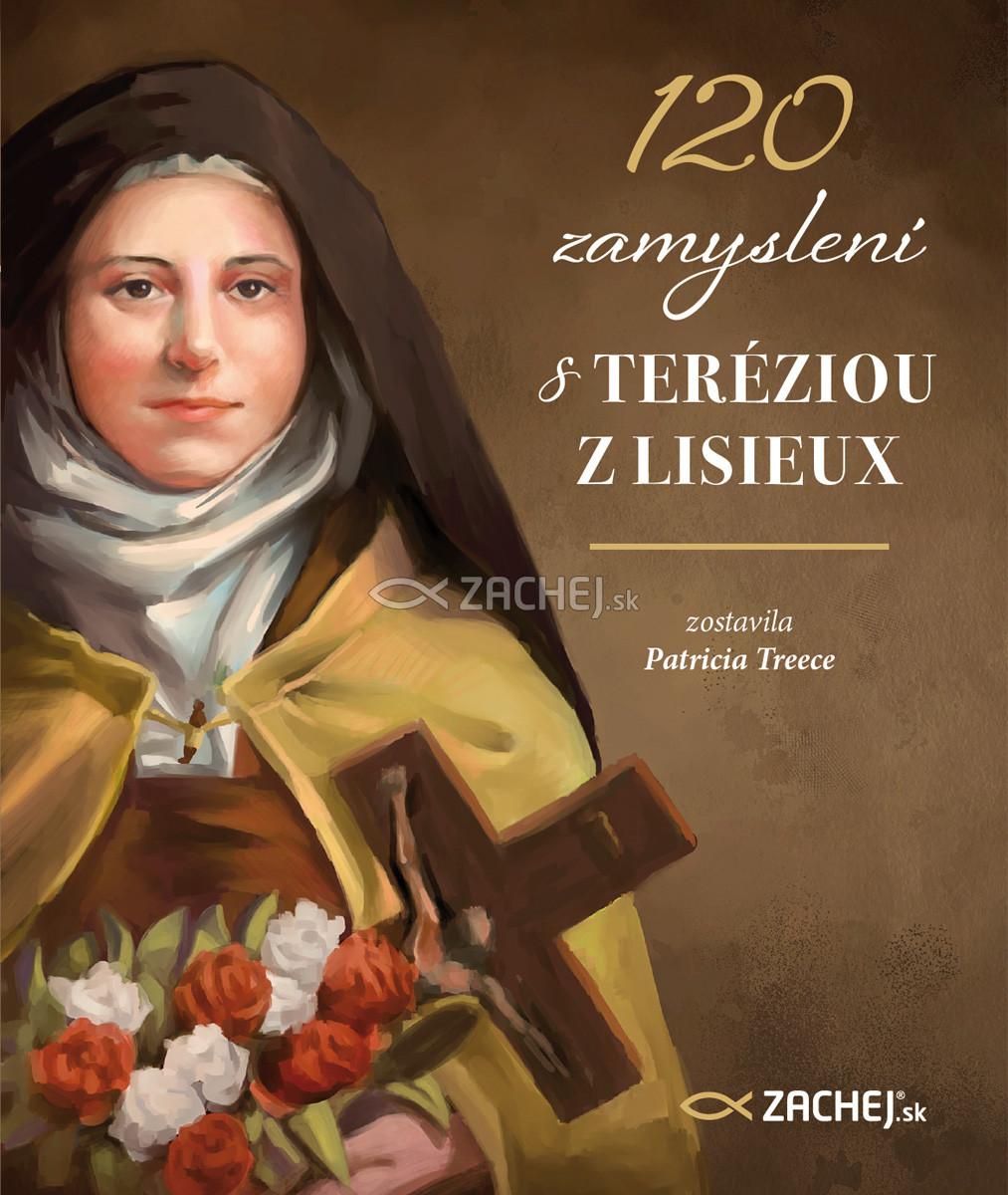 E-kniha: 120 zamyslení s Teréziou z Lisieux