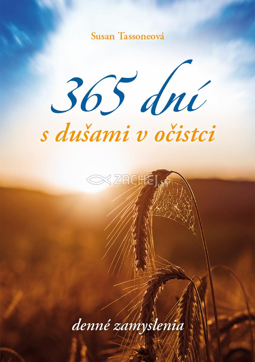 E-kniha: 365 dní s dušami v očistci - denné zamyslenia