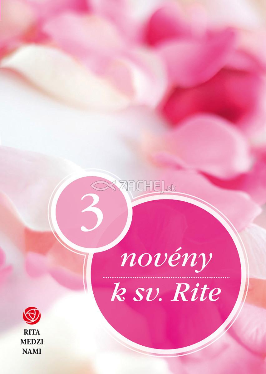 E-kniha: 3 novény k sv. Rite