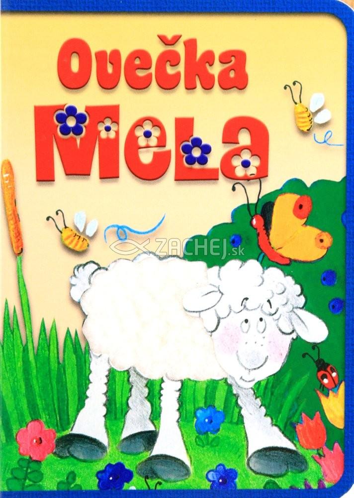 Ovečka Mela - Leporelo
