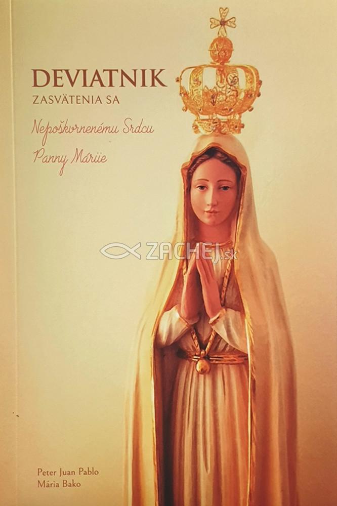 Deviatnik zasvätenia sa Nepoškvrnenému Srdcu Panny Márie