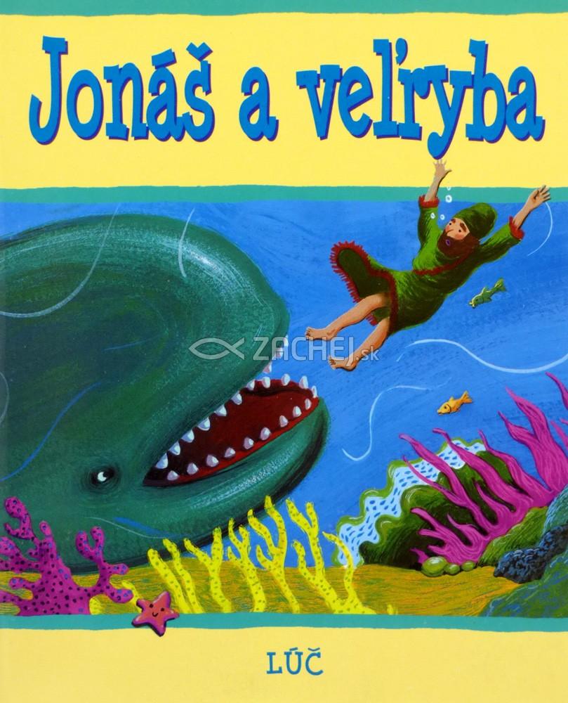 Jonáš a veľryba - Biblické príbehy pre deti