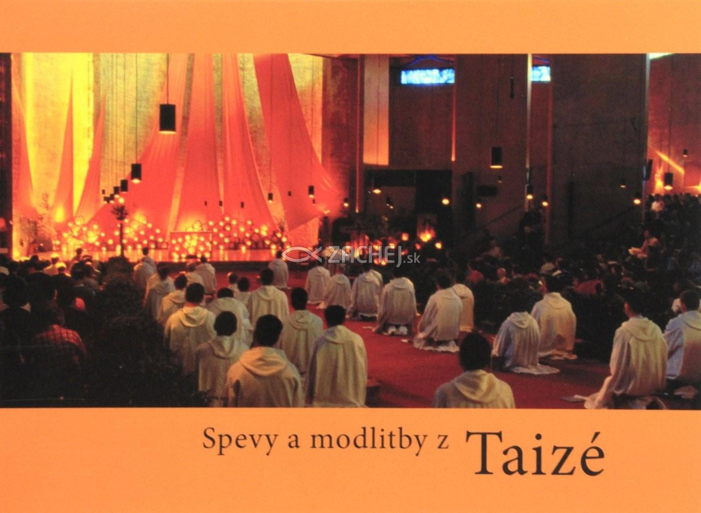 Spevy a modlitby z Taizé - Spevník