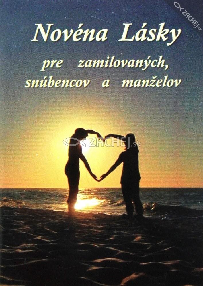Novéna lásky pre zamilovaných, snúbencov a manželov