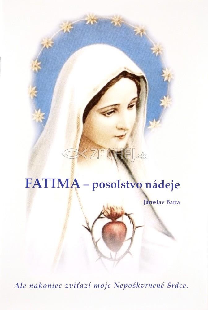 Fatima-posolstvo nádeje - Ale nakoniec zvíťazí moje nepoškvrnené srdce