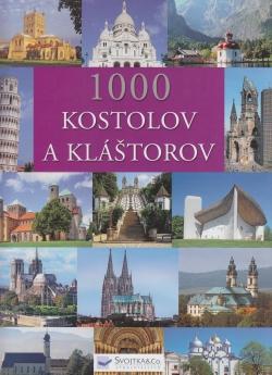1000 kostolov a kláštorov