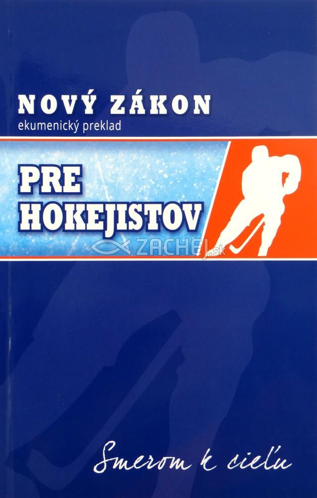 Nový zákon pre hokejistov - ekumenický preklad