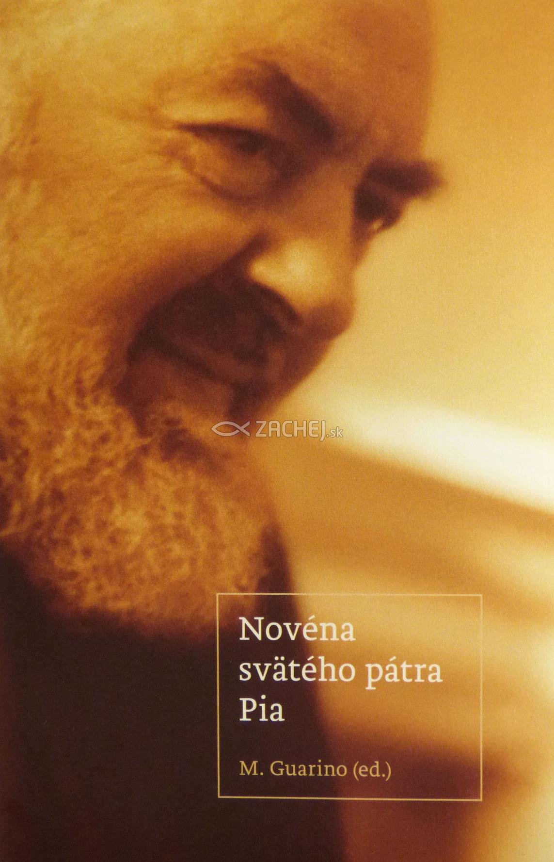 Novéna svätého pátra Pia