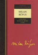 Milan Rúfus - Chlapec maľuje dúhu a iné