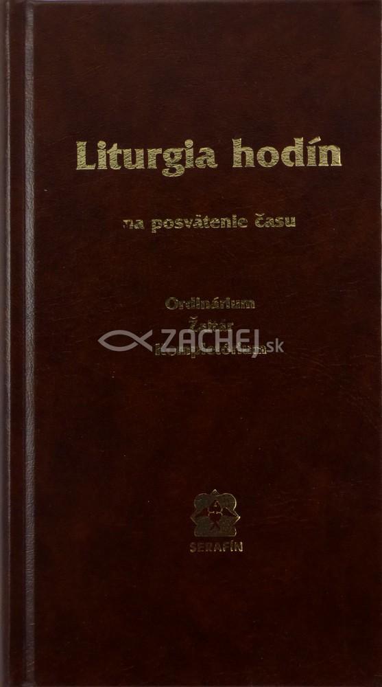Liturgia hodín na posvätenie času (II.) - Ordinárium, Žaltár, Kompletórium
