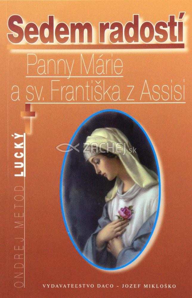Sedem radostí Panny Márie a sv. Františka z Assisi