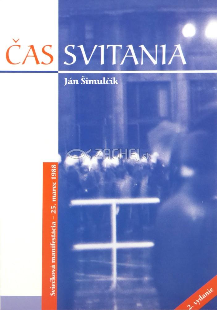 Čas svitania - Sviečková manifestácia – 25. marec 1988