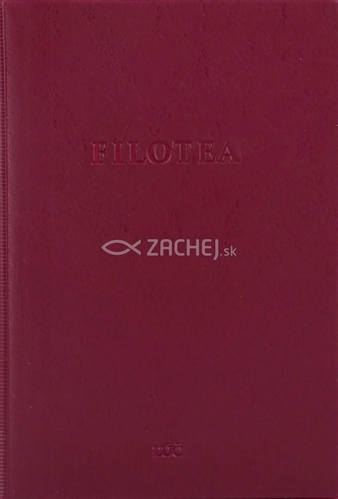 Filotea (bordová obálka) - Návod na nábožný život