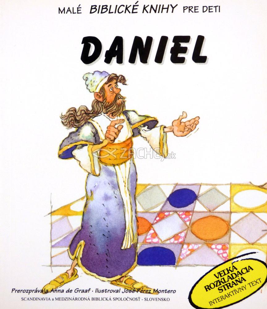 Daniel - Malé Biblické knihy pre deti