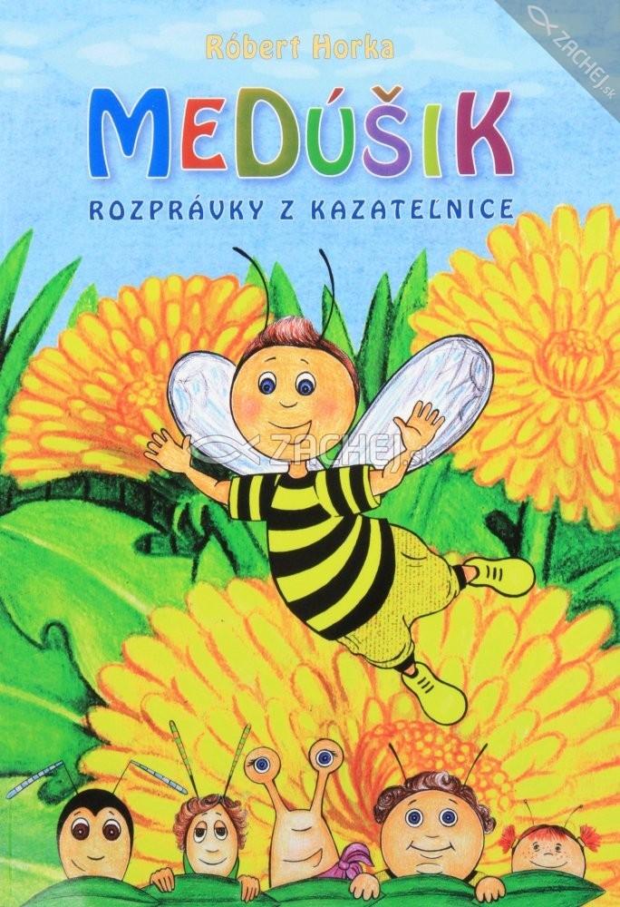 Medúšik (mäkká väzba) - Rozprávky z kazateľnice