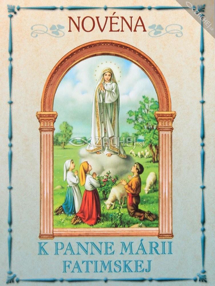 Novéna k Panne Márii Fatimskej