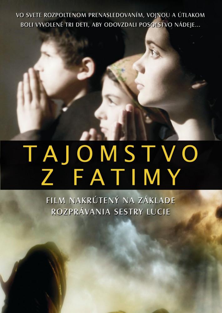 DVD: Tajomstvo z Fatimy - Film nakrútený na základe rozprávania sestry Lucie