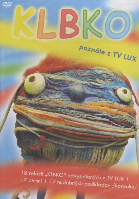 CD + DVD - Klbko - 18 relácií