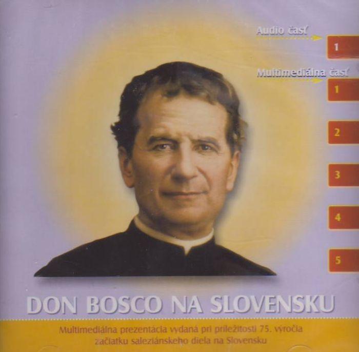 CD - Don Bosco na Slovensku