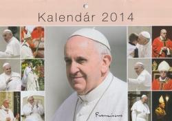 Kalendár 2014 - nástenný