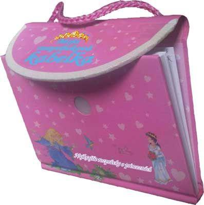 Najkrajšie rozprávky o princeznách - Moja rozprávková kabelka