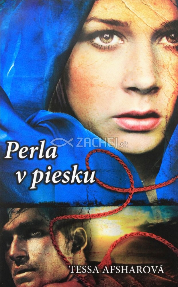 Perla v piesku - biblický román