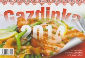 Kalendár 2014 - Gazdinka - nástenný