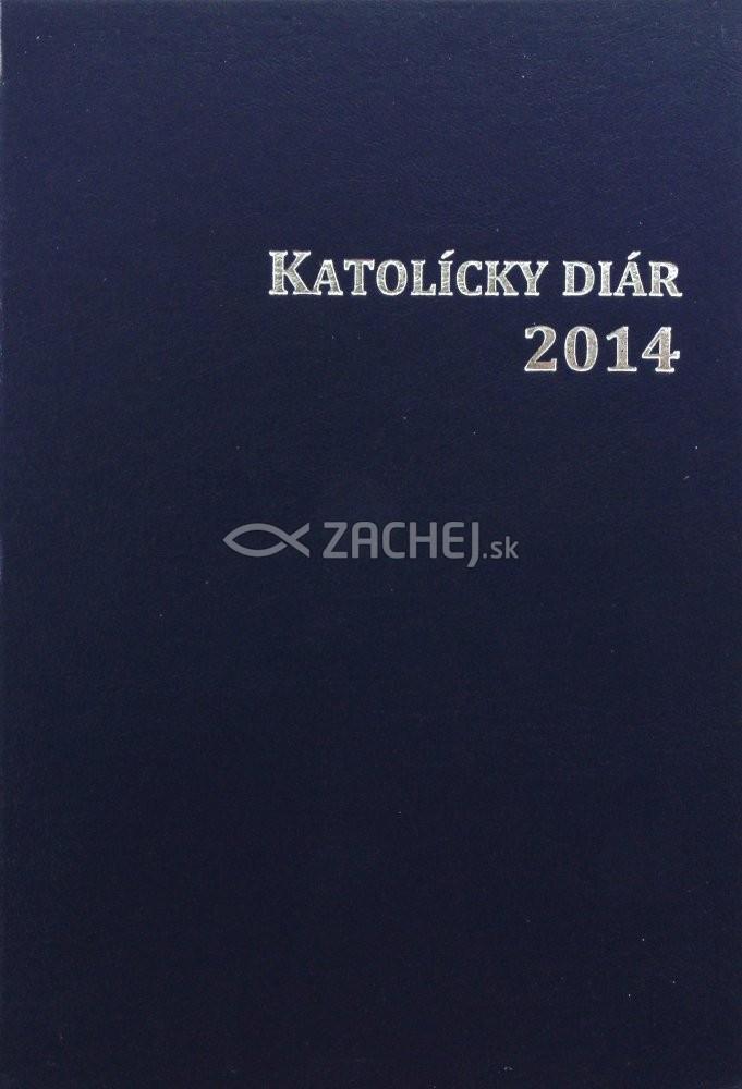 Katolícky diár 2014 - diár na liturgický rok A – 2014 3900fa48c2e