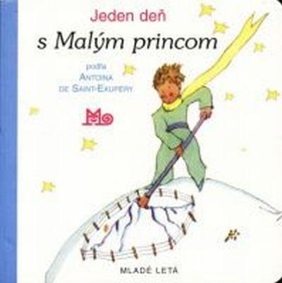 Jeden deň s Malým princom - leporelo