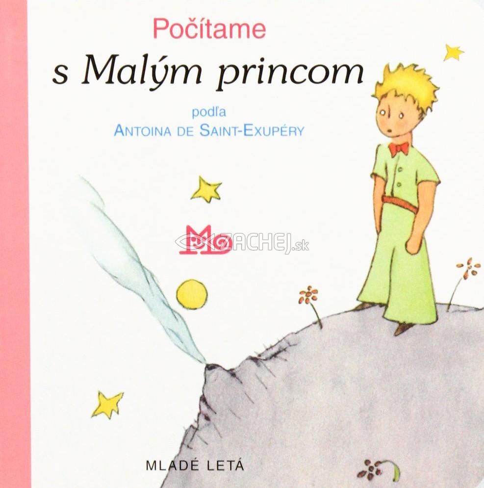 Počítame s Malým princom - leporelo