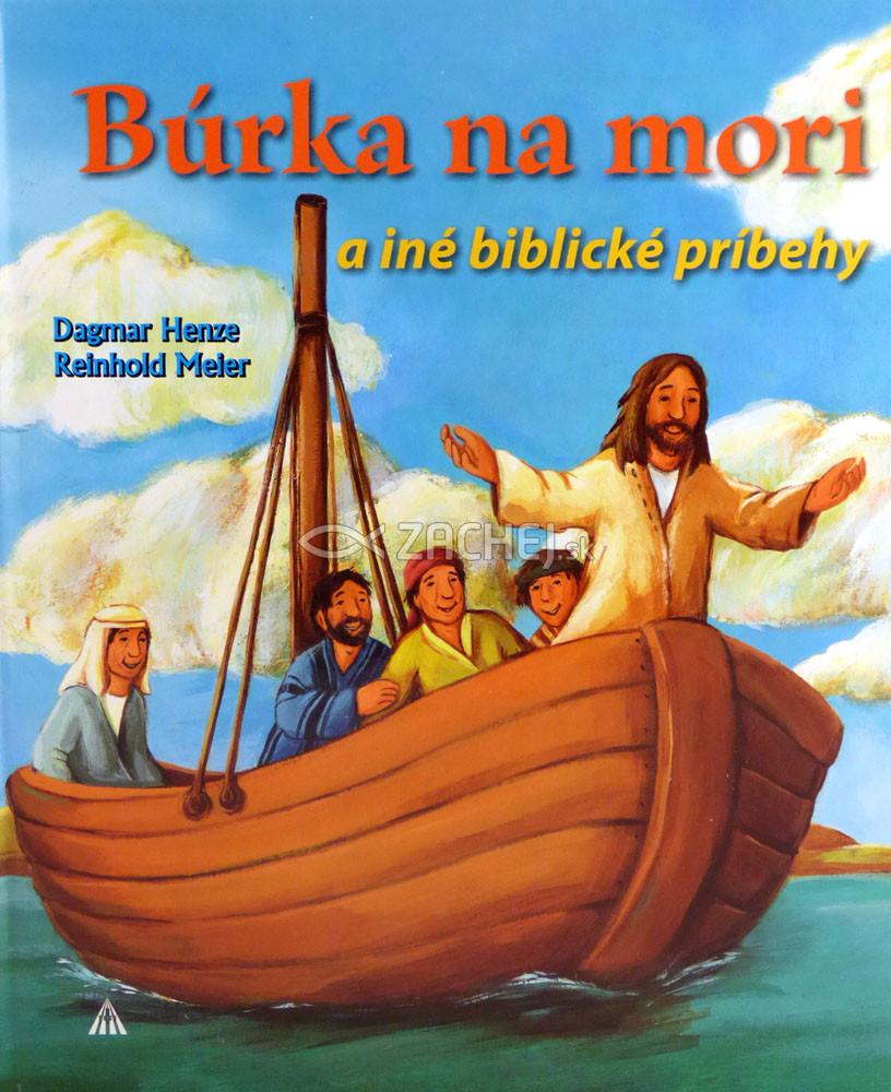 Búrka na mori a iné biblické príbehy