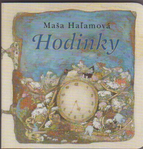 Hodinky - Leporelo