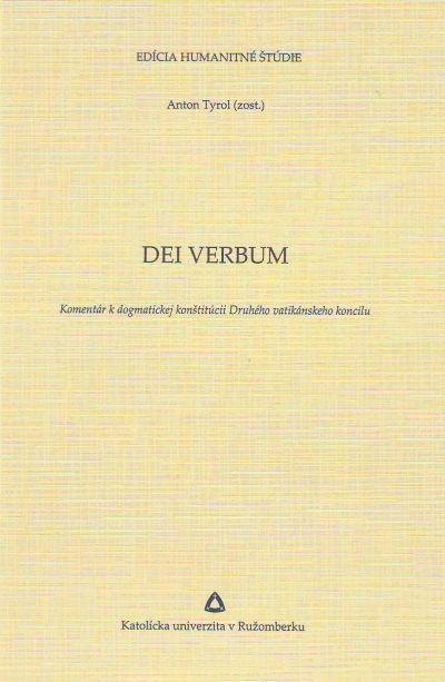 Dei Verbum - Komentár k dogmatickej konštitúcii Druhého vatikánskeho koncilu