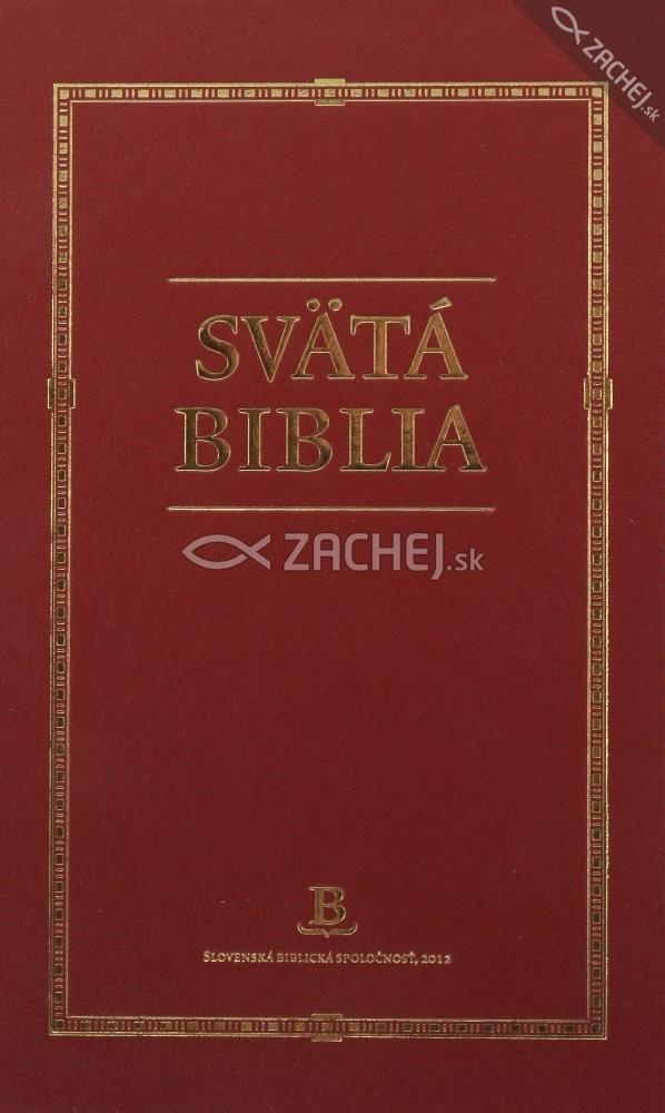Svätá Biblia - Roháčkov preklad, vrecková