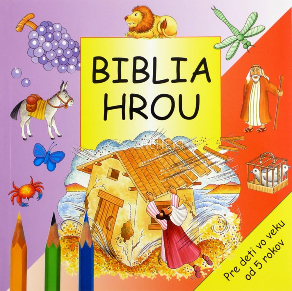 Biblia hrou - pre deti 5+