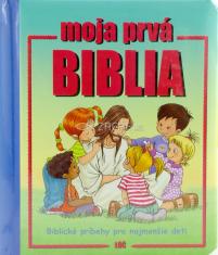 Moja prvá Biblia (kufríková) - Biblické príbehy pre najmenšie deti