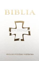 Biblia (v bielom prevedení, SSV) - Sväté Písmo Starého a Nového zákona