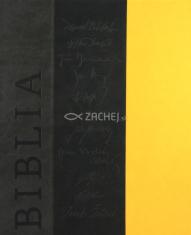Biblia (výročná, ilustrovaná) - Starý a Nový zákon