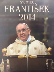 Kalendár 2014 - Sv. Otec František - nástenný kalendár veľký