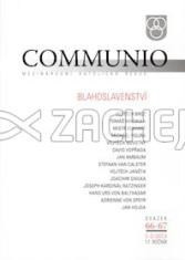 Communio 1-2/2013 - Mezinárodní katolická revue. 17. ročník - svazek 66-675 - Blahoslavenství